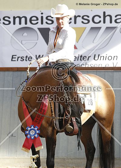 Medaillenträger Senior Superhorse