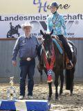 Medal Winners Western Riding