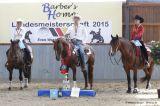 Medal Winners Senior Reining