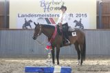 Medal Winners Junior Western Riding
