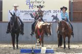 Medal Winners Senior Western Riding
